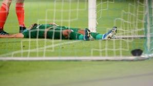 Лудогорец 0:0 Марибор