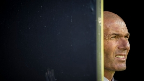 Зидан: Не си представям Реал Мадрид без Кейлор