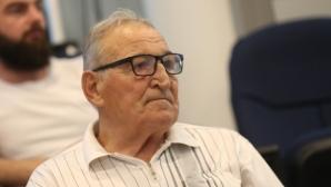 Димитър Пенев: Мисля, че Бодуров ще остане в ЦСКА