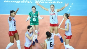 България тръгна с изненадваща драматична загуба от Франция на Евроволей 2019