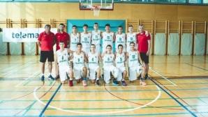 Нова загуба за момчетата в Словения