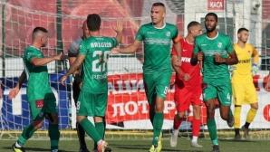 Мартин Камбуров с гол срещу 38-и различен клуб