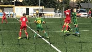 ЦСКА-София (U15) стартира с убедителен успех