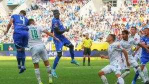 Тимът на Илия Груев загуби след зрелище срещу Хофе (видео)