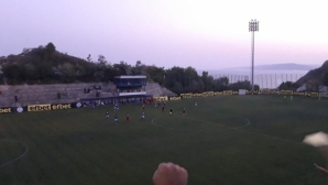 Първи гол и първа победа за Спартак (Вн), Локо (Сф) на колене след токов удар