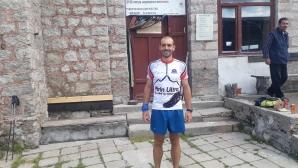 Калоян Пейчев подобри с близо 20 часа рекорда по Е4