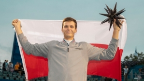 Първа титла в кариерата на Хуркач