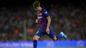 Шалке спечели битката за ляв бек на Барселона