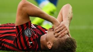 Удинезе 0:0 Милан