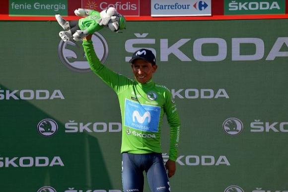 Кинтана спечели втория етап на Вуелтата