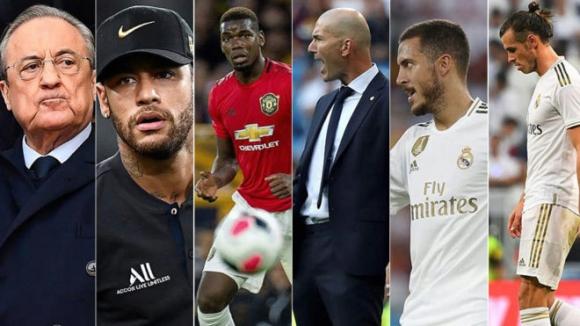 Осемте проблема на Реал Мадрид