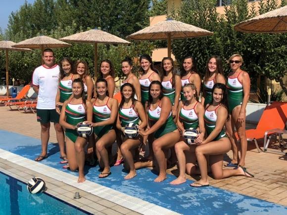 Състав на националния отбор по водна топка U17 за Европейското
