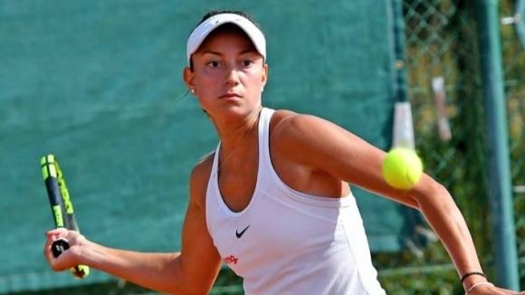 Петя Аршинкова защити титлата си на ДП по тенис на открито