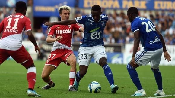 Силите на Страсбург и Монако отново не стигнаха за победа