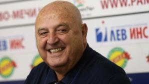 БФС наложи голяма глоба на Венци Стефанов