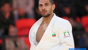 Ивайло Иванов отпадна на старта от световното първенство по джудо