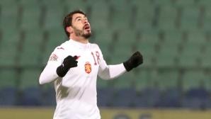 Галин Иванов: Всяка седмица искам да играя срещу Англия
