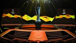 Тежка група за Арсенал, късмет за Севиля и гостуване на Манчестър Юнайтед на Балканите (жребият за Лига Европа)