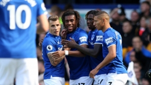 Евертън и Уулвс предложиха шоу с пет гола и спиращи дъха моменти