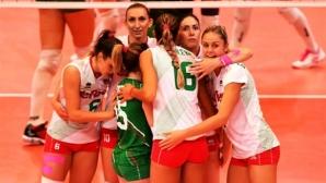 България на 1/4-финал на Евроволей 2019 след бой над Азербайджан (снимки)