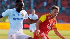 ЦСКА повали Арсенал с обрат (видео)