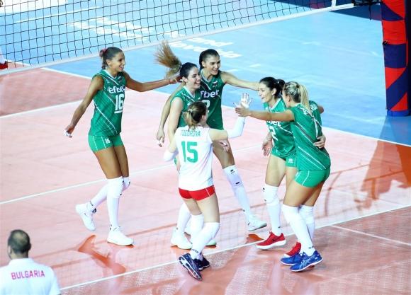 България не успя срещу Сърбия на 1/4-финала на Евроволей 2019 (снимки)