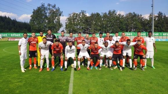 Витоша вкара пет гола на Емирейтс