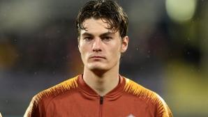 Рома смени един нападател с друг