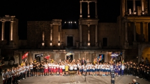 Страхотен спектакъл и церемония на Античния театър дадоха началото на LUKOIL CUP 2019