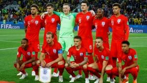 11-те на Англия срещу България според FourFourTwo