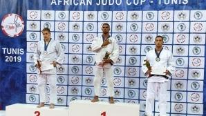 Борислав Владов с бронз на Африканската купа по джудо за кадети в Тунис