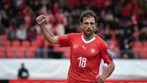 Швейцария вече вижда първото място в групата си