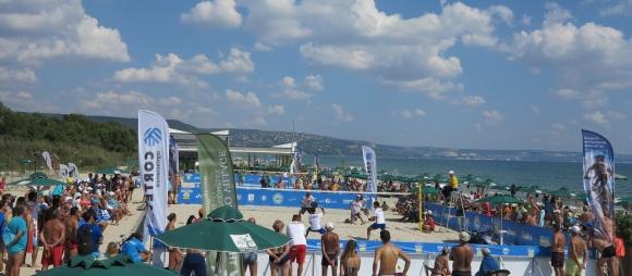 Тенис Европа поздрави БФТ за Европейското по плажен тенис в Кранево
