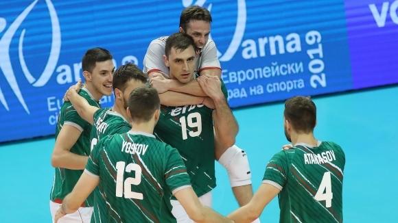 Нов шампионат и нови надежди! България стартира участието си на Евроволей 2019 срещу Гърция