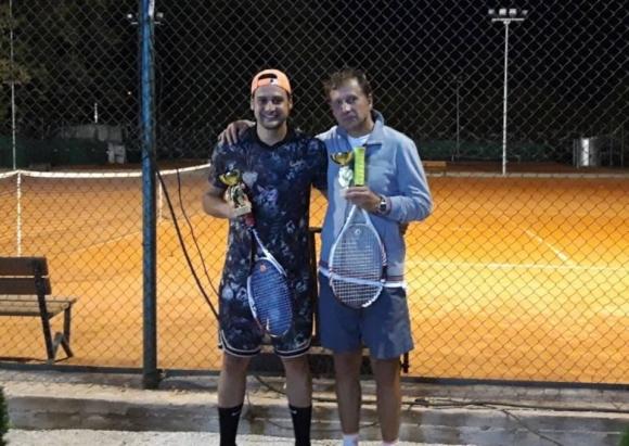 Мирослав Василев спечели първа титла в Интерактив тенис