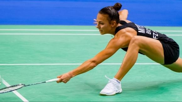 Мария Мицова разби №3 в схемата на силен турнир в Белгия