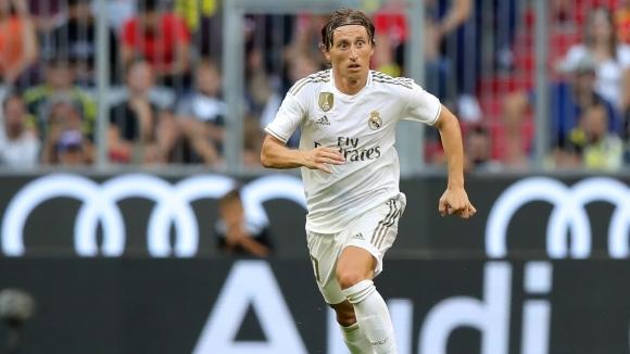 Поредна мускулна травма в Реал Мадрид