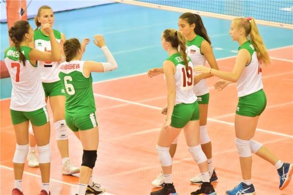 България U18 продължава борбата за 9/12-о място на Мондиал 2019 (снимки)
