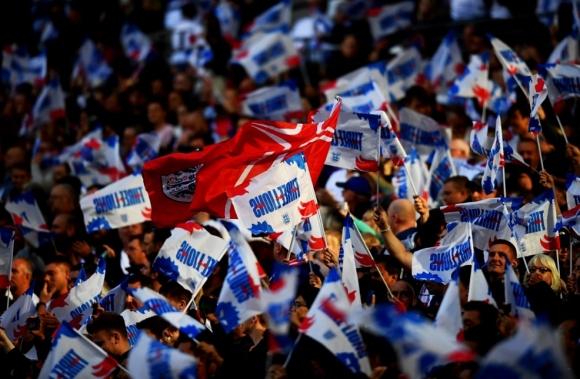 4500 англичани идват за мача с България
