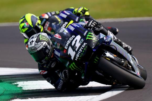 """Винялес начело във втората тренировка от MotoGP на """"Мизано"""", Yamaha показа зъби"""