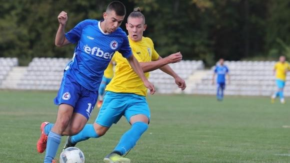 Светкавица и Шумен не се победиха в дербито от Североизточна Трета лига (видео+галерия)