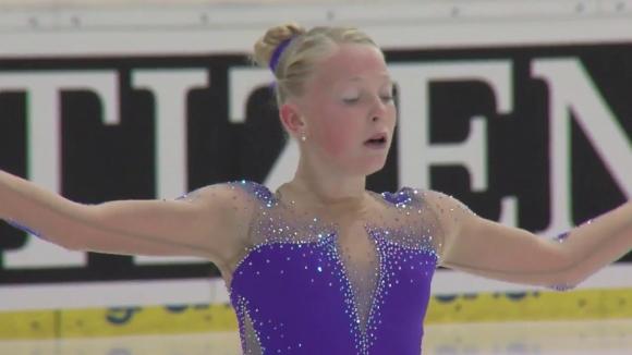 Мария Левушкина стана девета на Гран при по фигурно пързаляне в Челябинск
