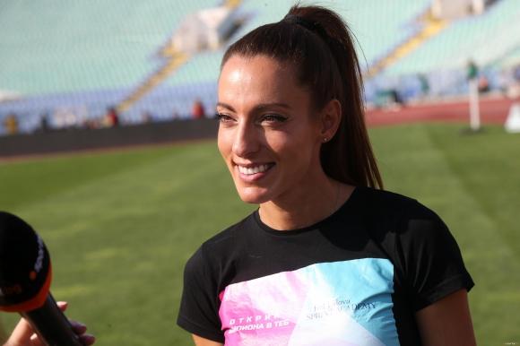 Ивет Лалова пред Sportal.bg: Готова съм за по-добри бягания в Доха
