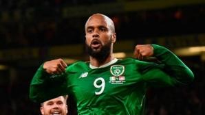 Двама от титулярите на Ирландия извън тима за България