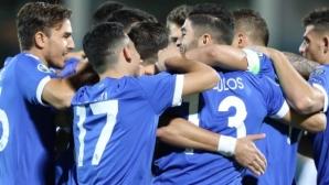 Кипър демонстрира голова мощ срещу Сан Марино