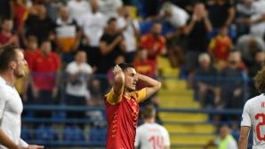 Чехия си върна второто място с класика над Черна гора (видео)