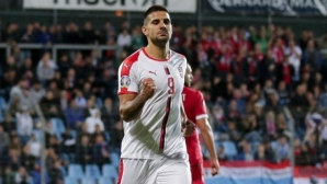 Сърбия не допусна изненада при визитата си на Люксембург (видео)