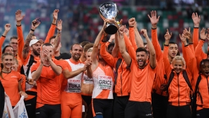Европа победи САЩ в лекоатлетическата среща в Минск