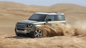 SUV специално проектиран за 21-ви век: Новият Land Rover Defender