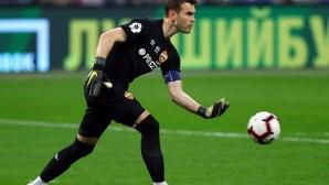 ЦСКА (Москва) обяви играчите, с които ще се бори в групата на Лудогорец